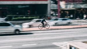 cyclist-cars