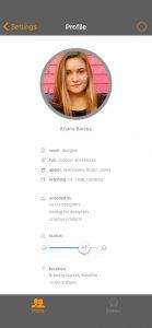DA Profile
